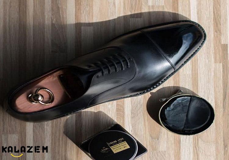 آموزش و طرز صحیح واکس زدن چرم و کفش