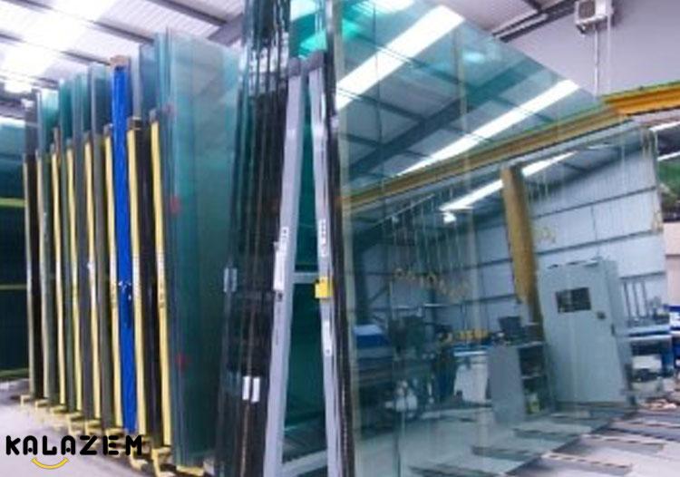 مراحل ساخت شیشه