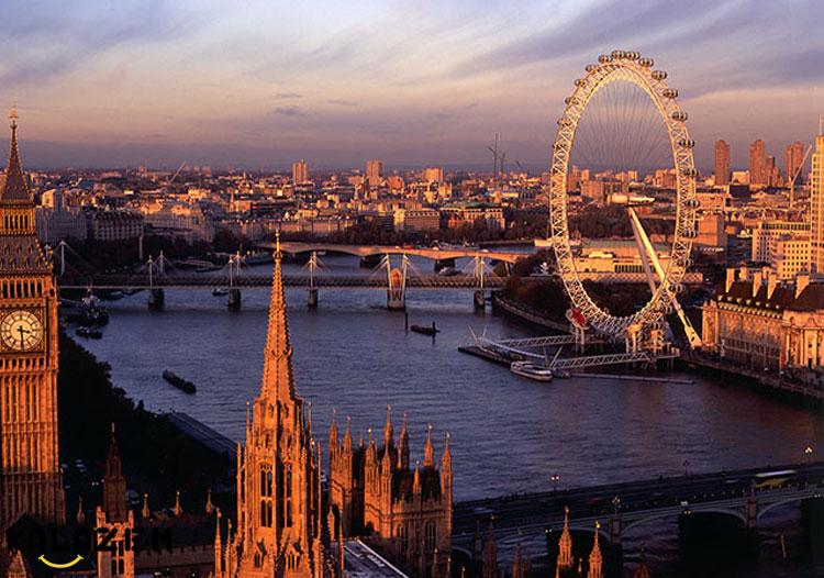 مناطق گردشگری لندن