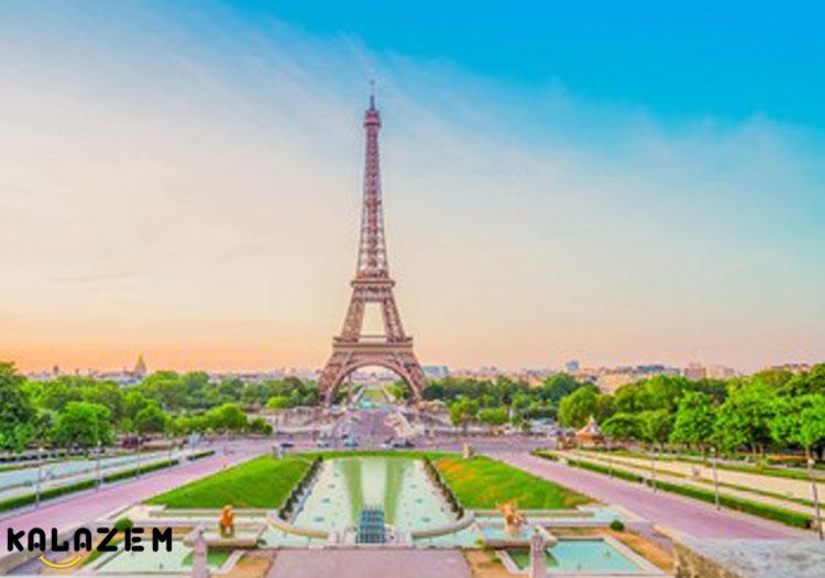 زیباترین نقطه دنیا ، پاریس