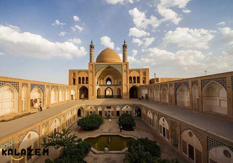 بهترین مناطق گردشگری ایران ، کاشان