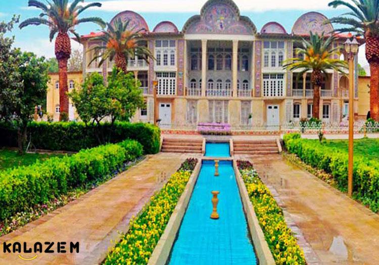 برترین و زیباترین مناطق گردشگری ایران ، باغ بهشت
