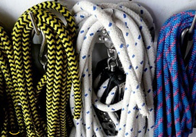 طناب کوهنوردی