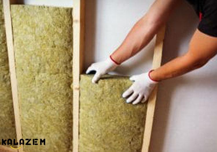 پشم سنگ ساختمان