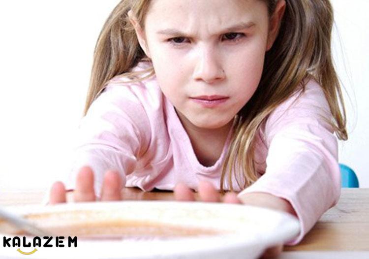 علت چاقی و درمان کودکان