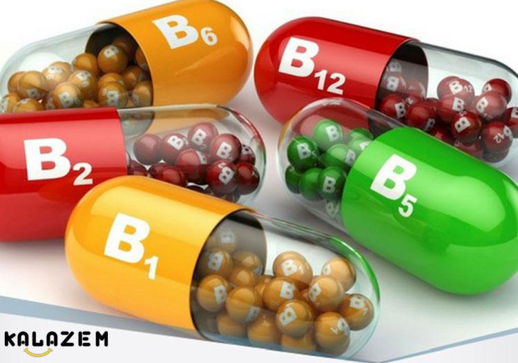 ویتامین ها برای درمان خواب رفتن دست و پا