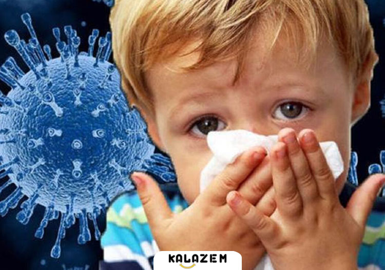 نوزاد و کودکان کرونا میگیرند