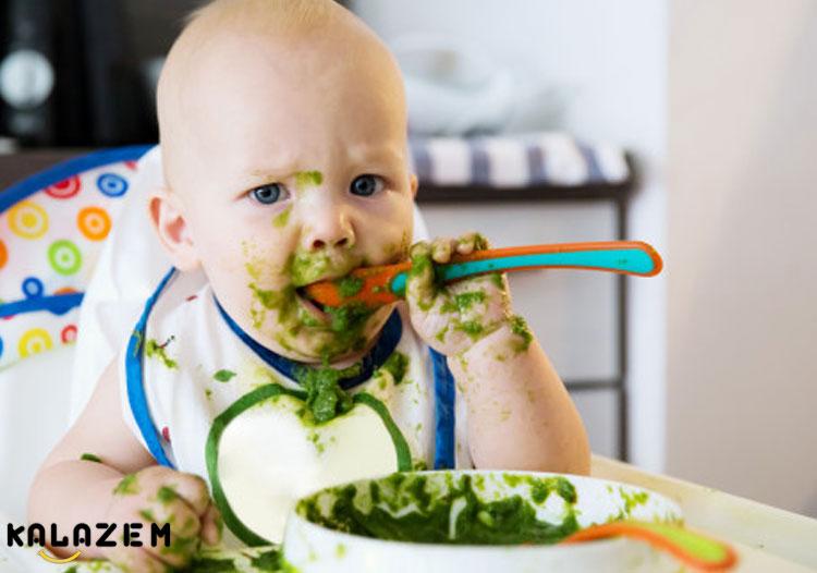 کودک یک ساله اصلا غذا نمی خورد