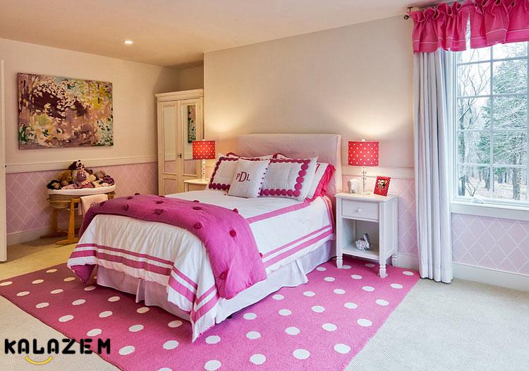 دکوراسیون اتاق خواب دخترانه چه تفاوتی با دکوراسیون اتاق خواب پسرانه دارد؟