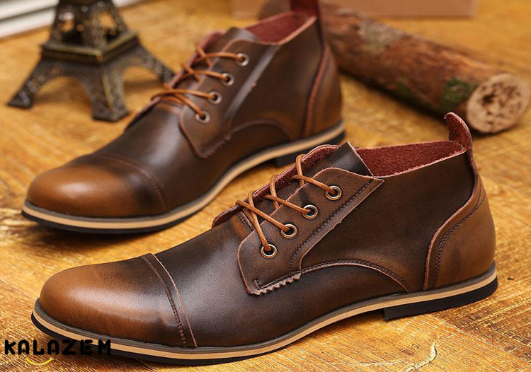 چرا کفش چرم مناسب ترین گزینه است؟