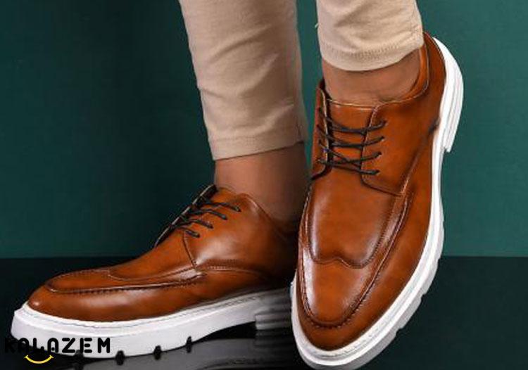 آشنایی با مهمترین مشخصات کفش چرم