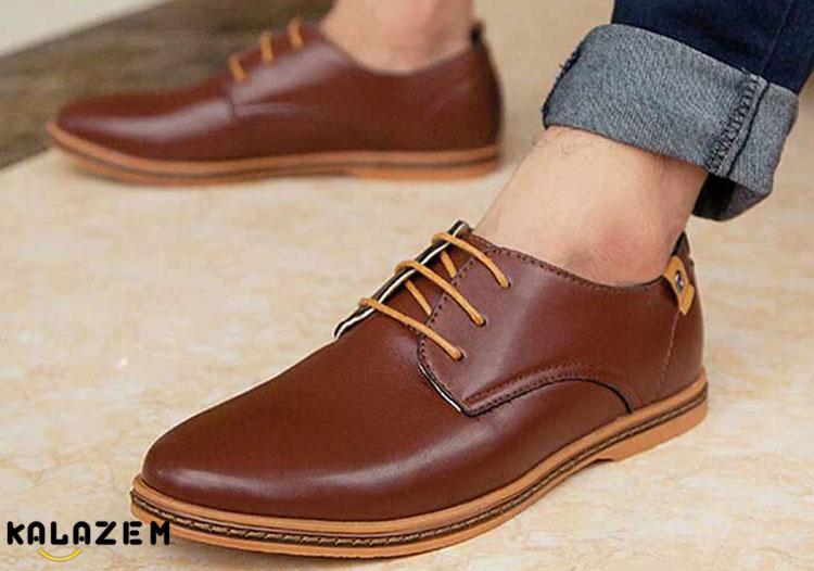 بهترین راهنمای خرید کفش چرم