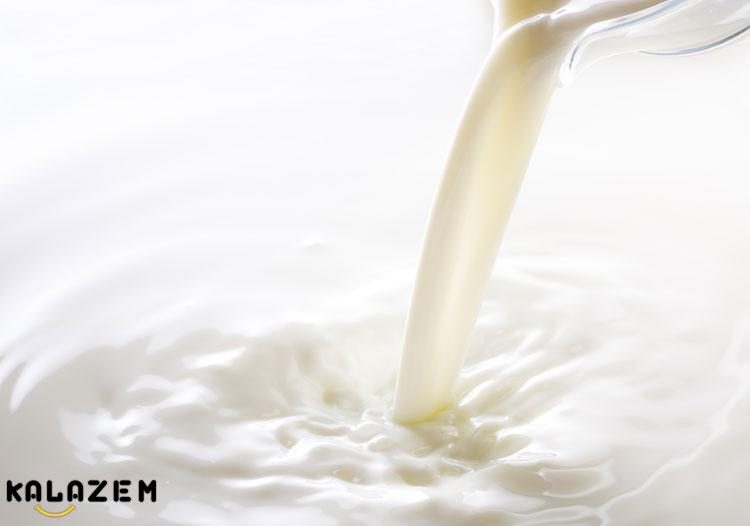 خواص شیر برای پوست دست و پا