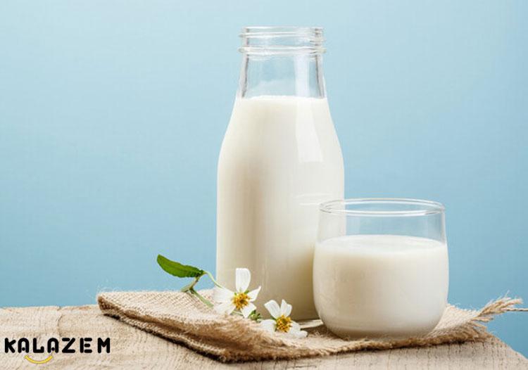 شیر برای افزایش قد