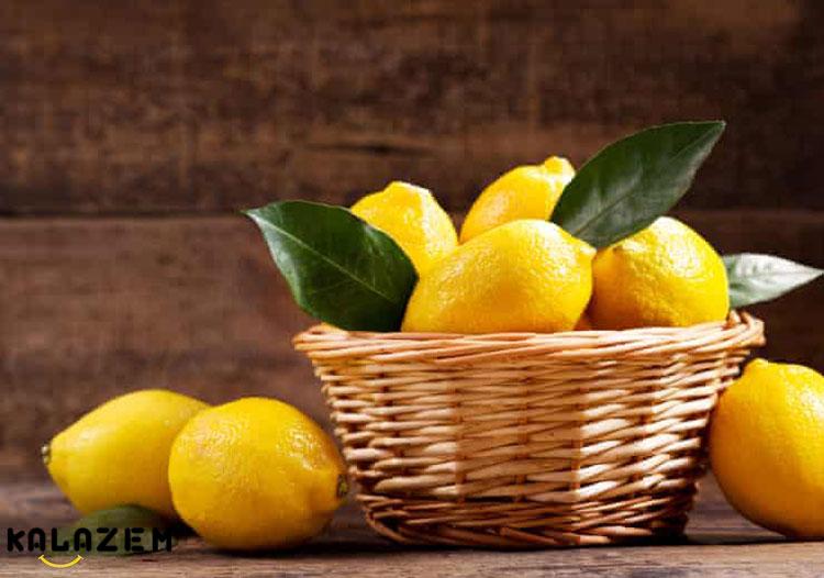 لیمو برای سفید شدن دست و پا