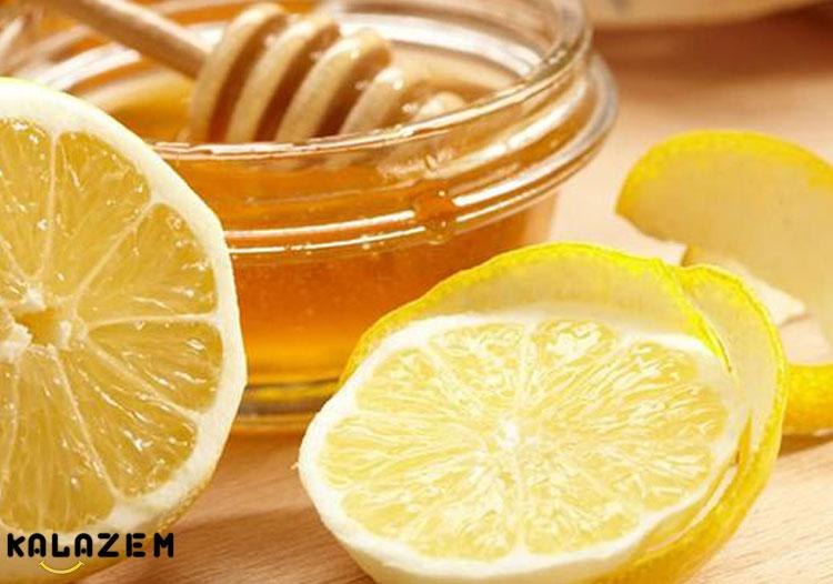 لیمو و لیمو و عسل برای سفید شدن دست و پالیمو و عسل برای سفید شدن دست و پاعسل برای سفید شدن دست و پا