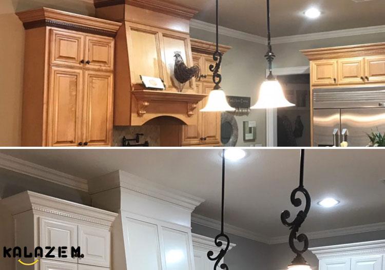 لوستر جدید آشپزخانه
