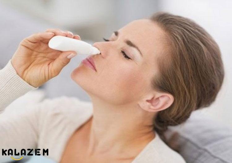 پیشگیری از خونریزی بینی