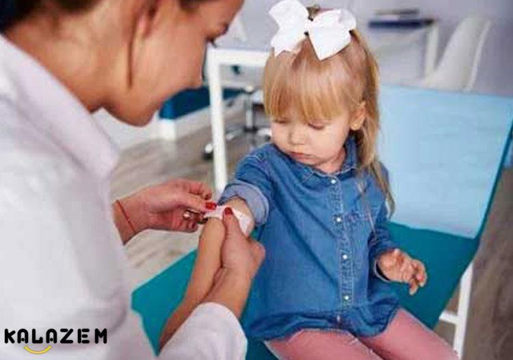 حساسیت دارویی کودکان