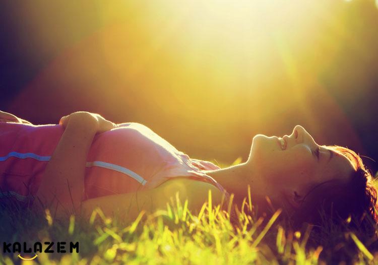 آفتاب برای سرطان