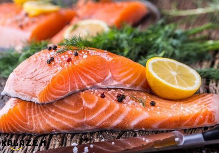 ویتامین و خواص ماهی برای سرطان