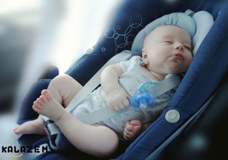 گریه نوزاد و بی خوابی