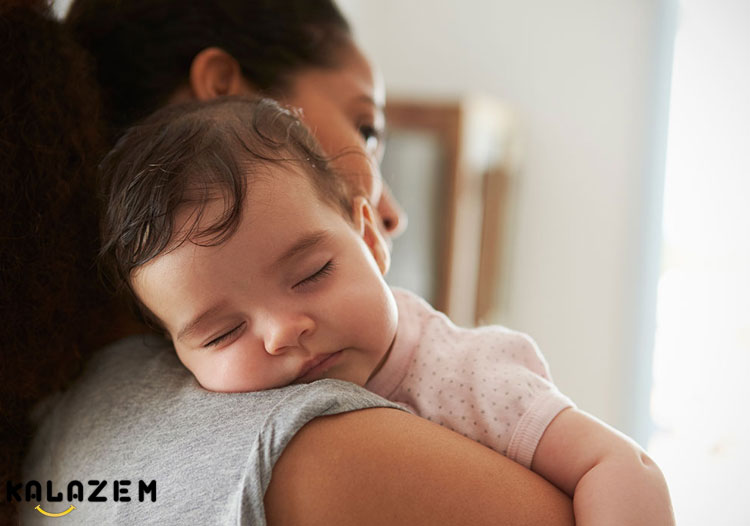 درمان بی خوابی نوزاد و کودک