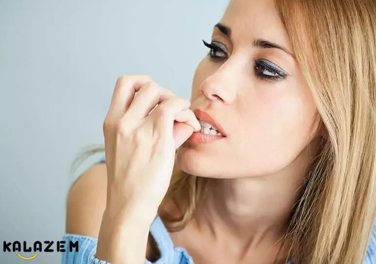 عادت بد زیبایی جویدن ناخنها و کوتیکولها