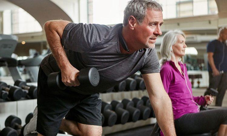 کاهش وزن بعد از ۴۰ سالگی