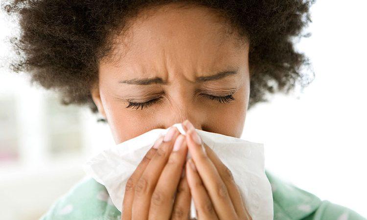 آلرژی و حساسیت فصلی و پوستی
